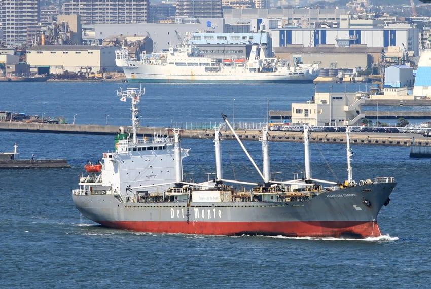 冷凍・冷蔵貨物船 「 ALCANTARA ...