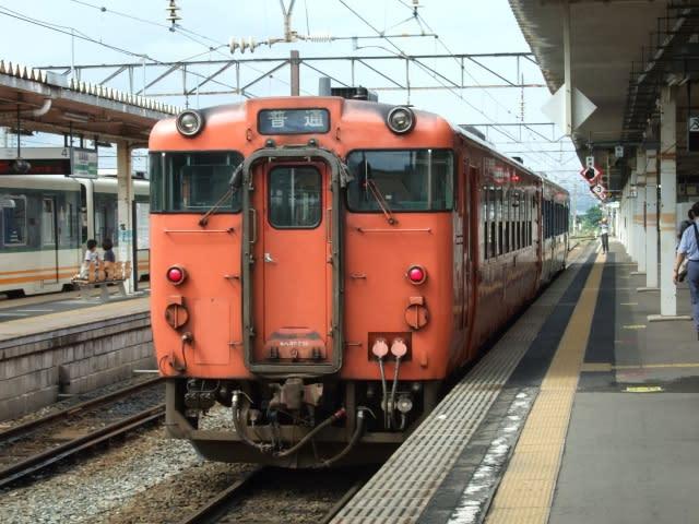 今も残る現役国鉄一般形・通勤形・急行形気動車 東日本編 - みやしたの ...