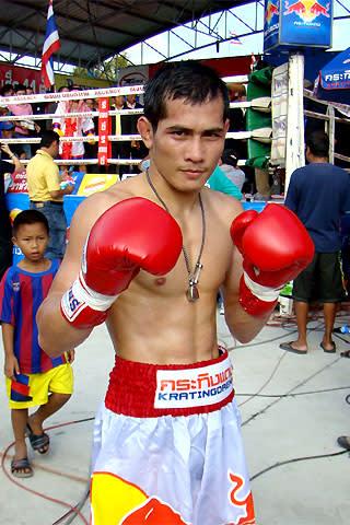 タイのボクシング) PABAダブル...
