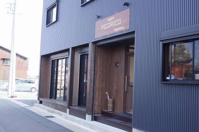 伊勢市船江「ピコリコ」のランチ食べて来ました〜(^^) 2017