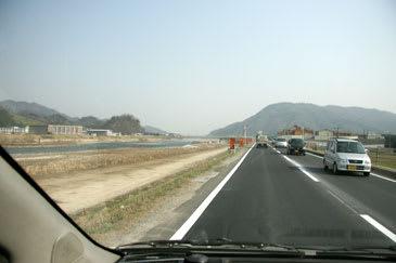 Tottori_road