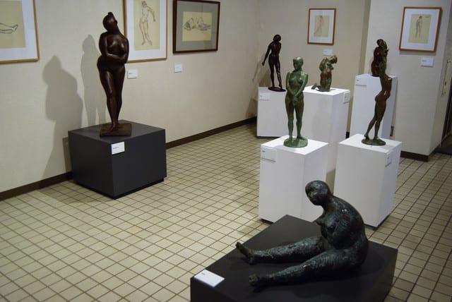 □彫刻家・本郷新の見た「異国」 (2019年1月25日~3月14日、札幌 ...