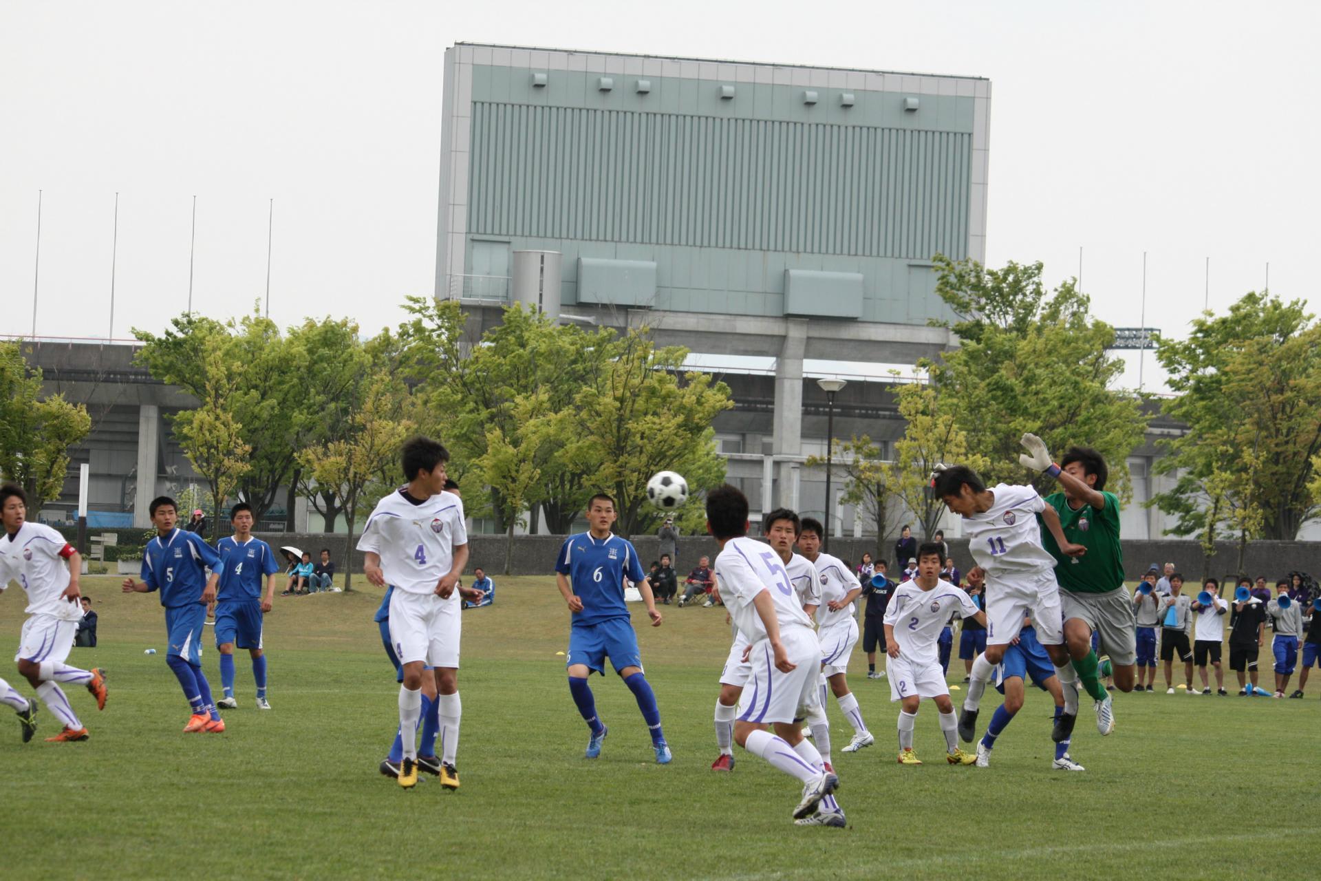 T1・T2リーグ 第4節 試合結果 - 富山第一高校サッカー部 TOMIICHI FC 2013