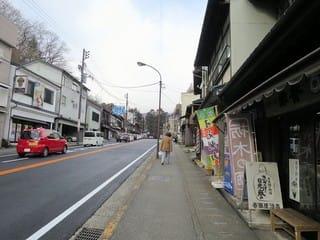 日光街道を歩く(21:鉢石) 栃...
