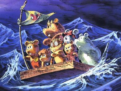 ガンバの冒険 - Peace Waveの平...