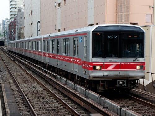 丸ノ内線02系B修繕工事施行車 - 町田営業所業務日報