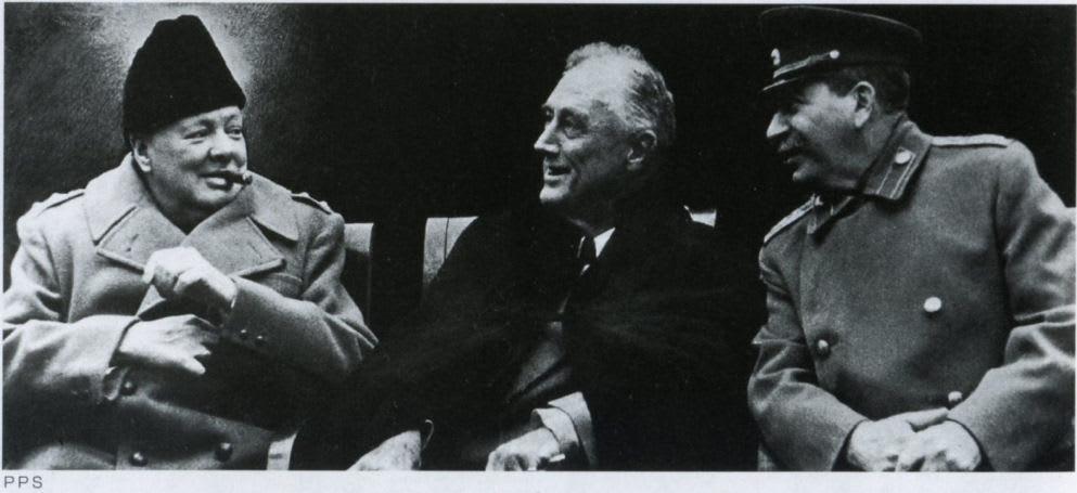 ポツダムで連合国の首脳が語り合ったことは