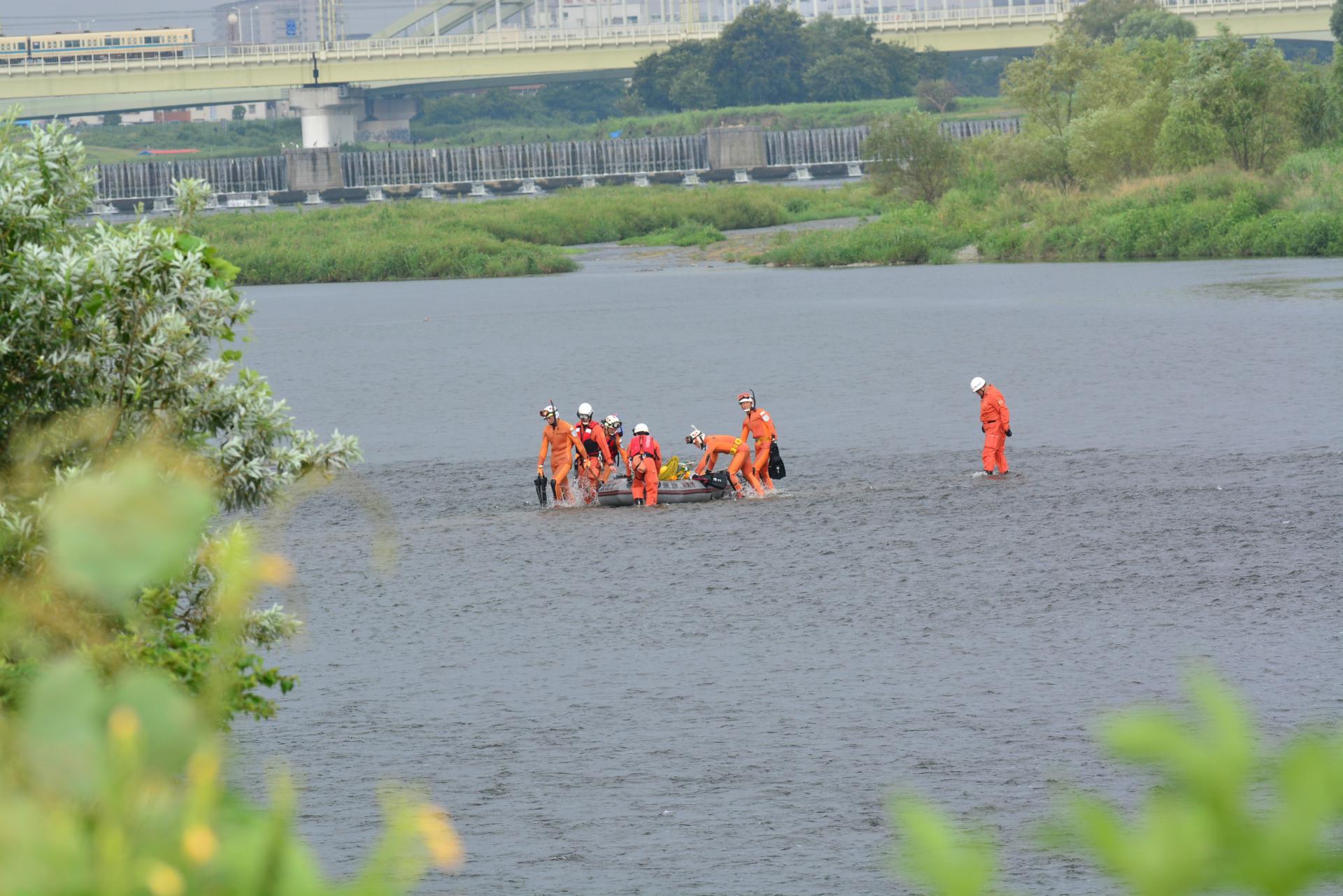 水難事故 - カメラ 散歩