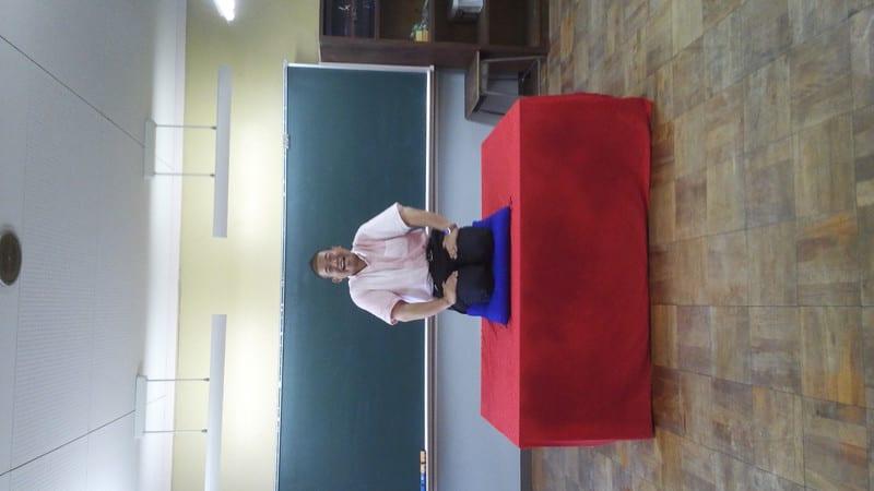 泉佐野市佐野台小学校で染太が非常勤講師!