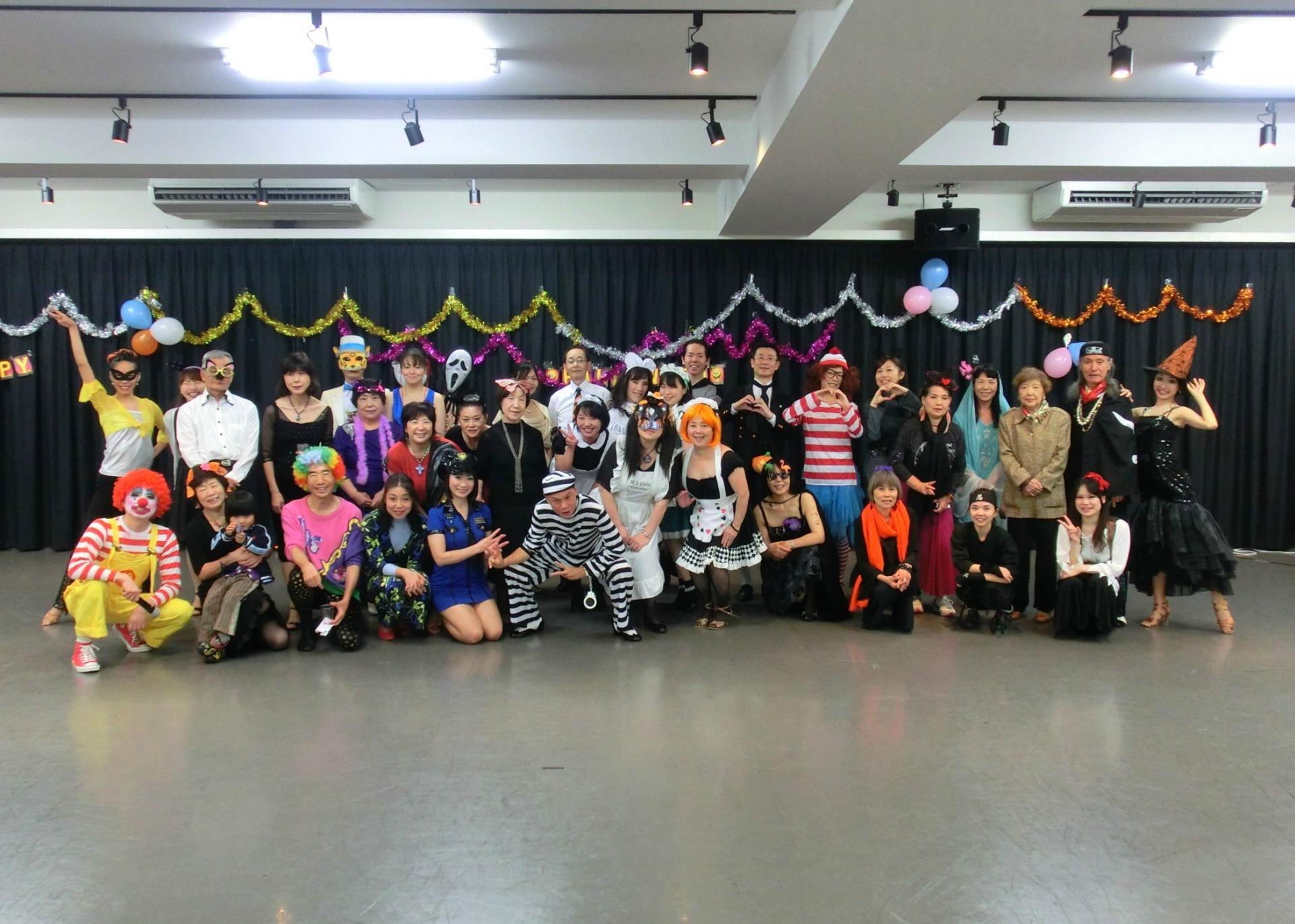 social japanesse dansa i Norrköping