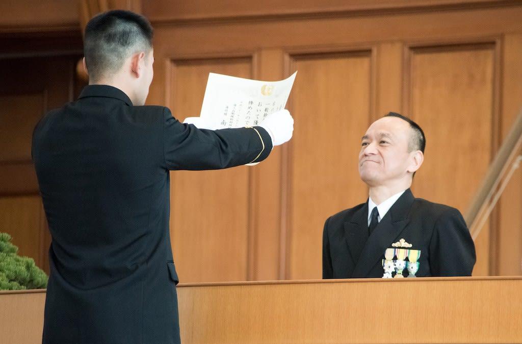 名簿 幹部 海上 自衛隊