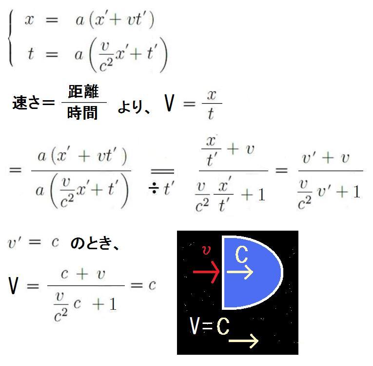 相対 性 理論 簡単 に 相対性理論をとても簡単に説明して貰えますか?