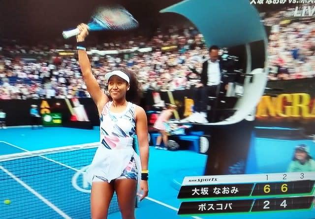 テニス 全 大坂 なおみ 豪 オープン