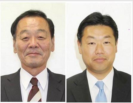 岡山県議会議長、副議長候補者 -...