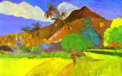 Baigne de Tahiti