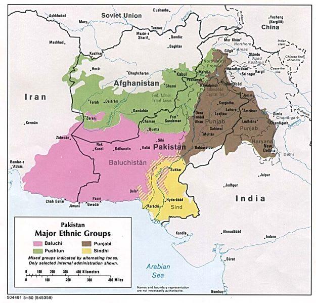 イラク化するパキスタンの未来は...