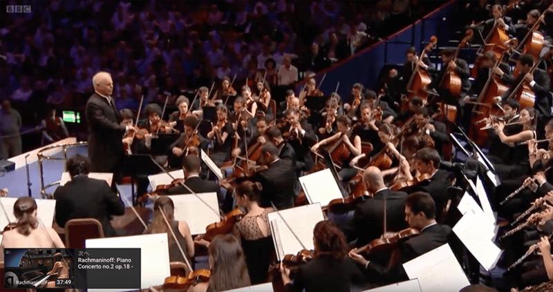 ウェスト=イースタン・ディヴァン管弦楽団