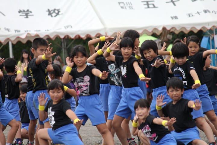 秋季大運動会 - 門川町 ! 安田こうせい