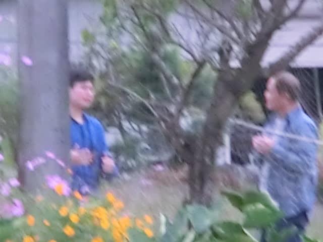 五水井さん(さいたま市)と荻原さん