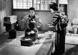 映画「暖簾」 森繁久弥 - 映画とライフデザイン