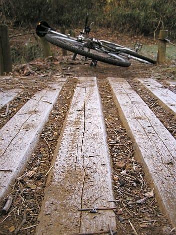 里山 自転車