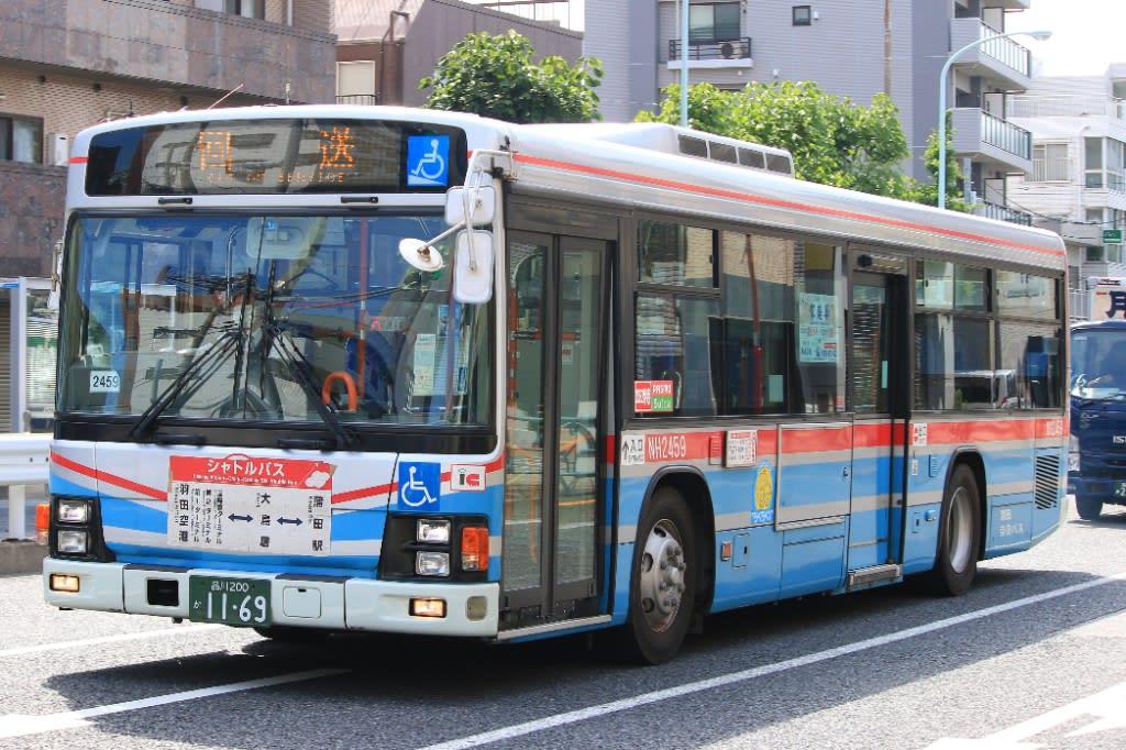羽田京急バス 最後の2形式 - 浅...