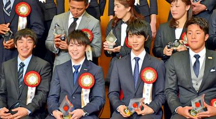 第50回ビッグスポーツ賞表彰式 -...