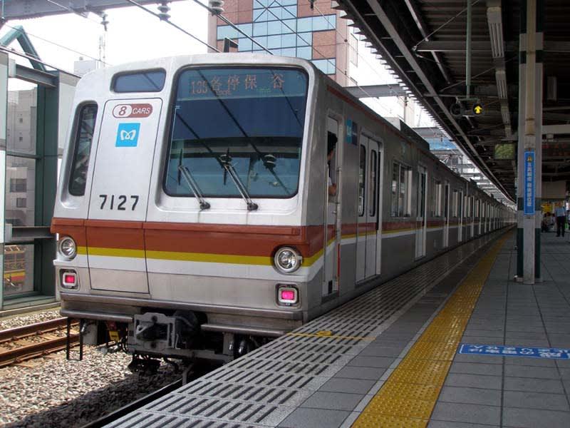 東京メトロ7000系(副都心線用)~...