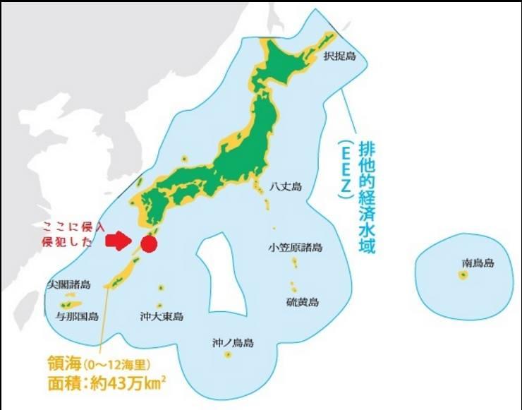 中国軍艦の領海侵入、朝日だけは...