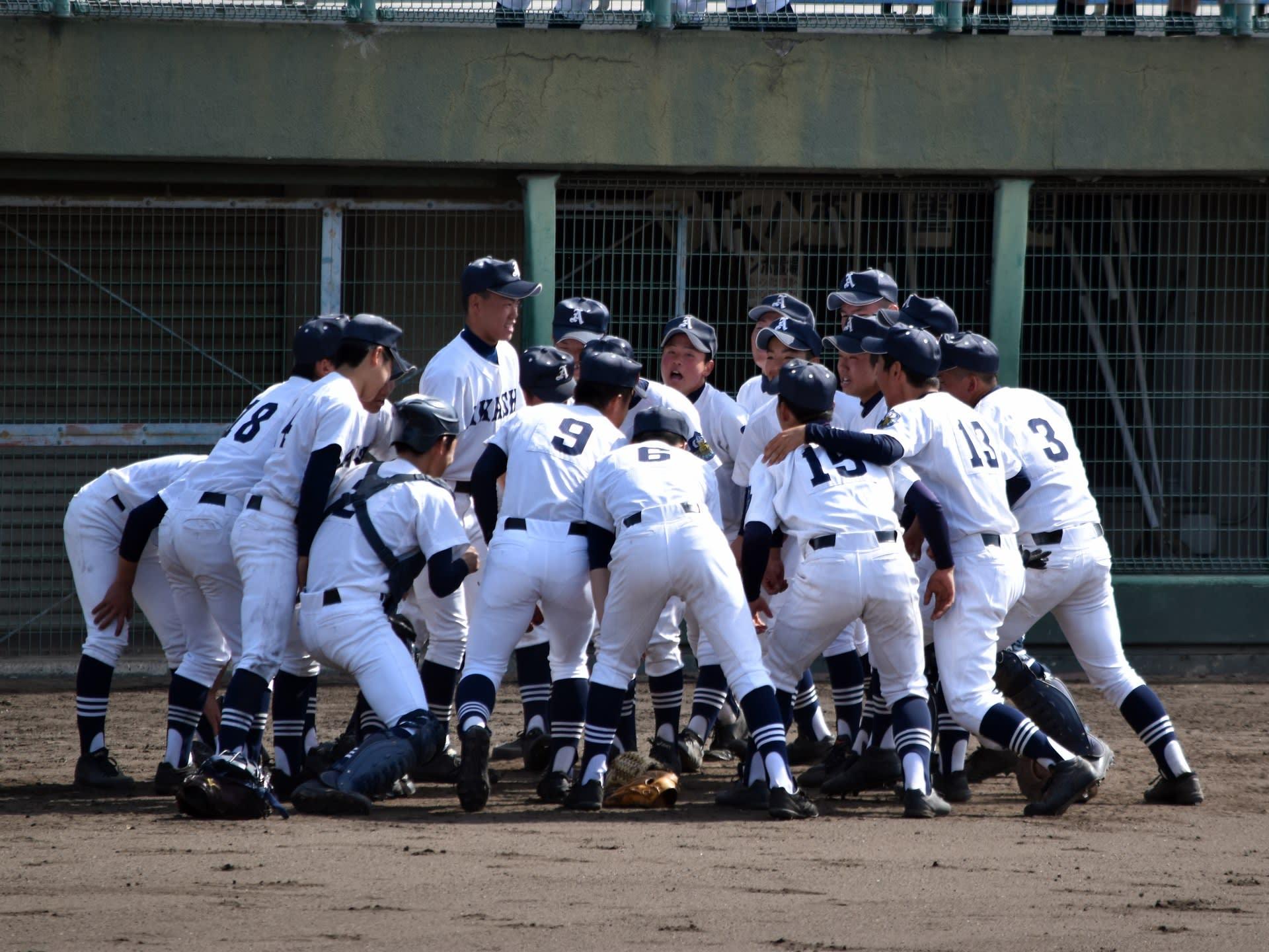 2018年 春季高校野球 兵庫地区予選 播淡地区dブロック2回戦 白陵