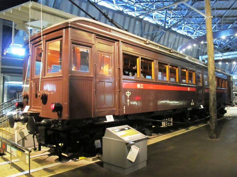 鉄道院ナデ6110型➡デハ6285型 - ...