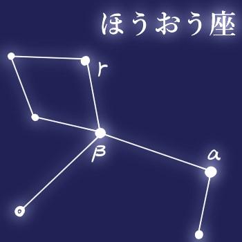 星座紹介「ほうおう座」 - Sanko...