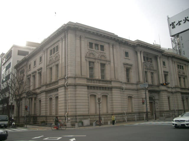 兵庫県神戸市中央区探訪その7 - MANAZOUの近代建築・看板建築 ...