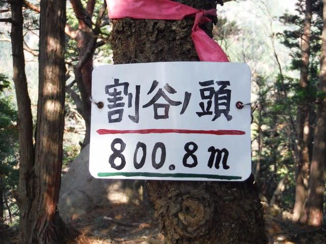 山登りはストイック!
