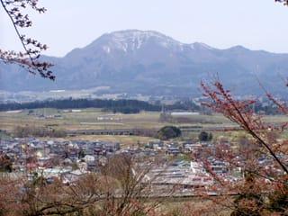 町民歌に歌われてる東根山