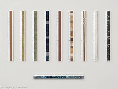 何年か前に、古くから伝わる日本各地の伝統工芸の「畳」「寄木」等の素材をベースにした「JAPAN WORKS 定規」という定規が発売されましたが、値段にビビって仕入れませ  ...
