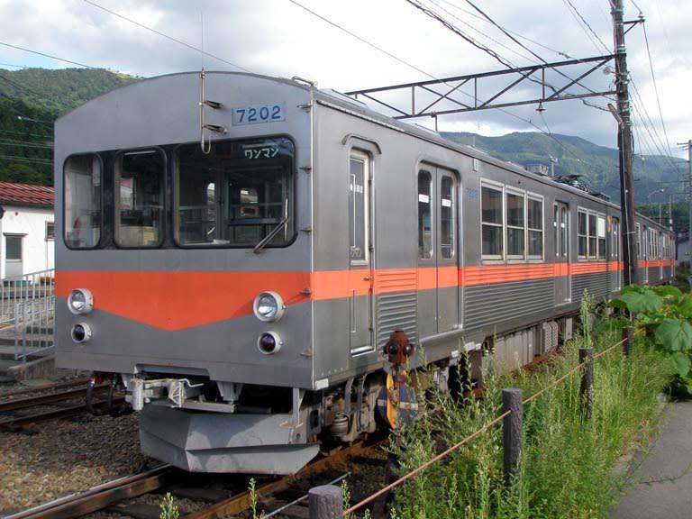 北陸鉄道 7000系電車~古巣と同...