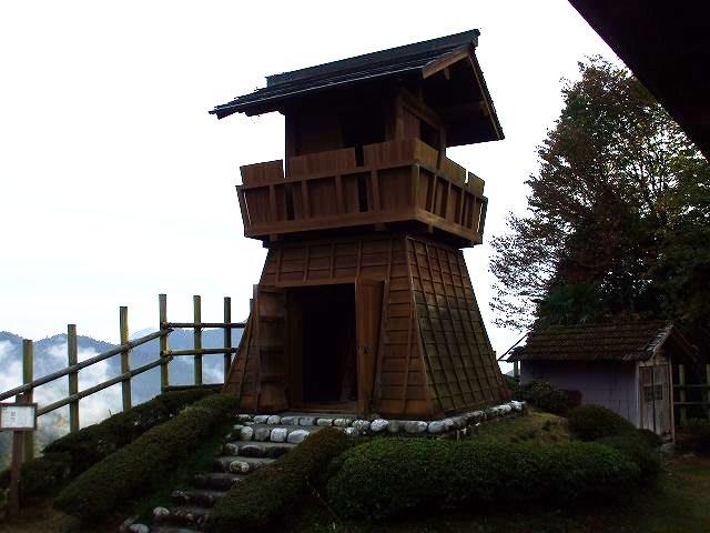 櫓(やぐら) - カズTの城を行く