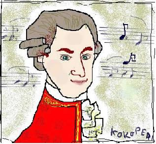 モーツァルト えごころまごころ