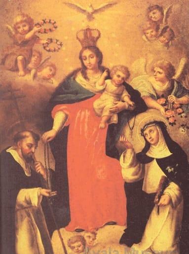 毎日「悔い改めのロザリオ」を唱え、幼子のように犠牲を捧げましょう。 - Credidimus Caritati 私たちは天主の愛を信じた