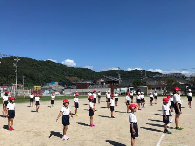 雪浦小学校運動会 明日です! ちびっこ集まれ!