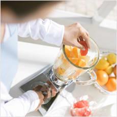 「ミックスジュースを美味しく作る方法 ←こ」の質問画像