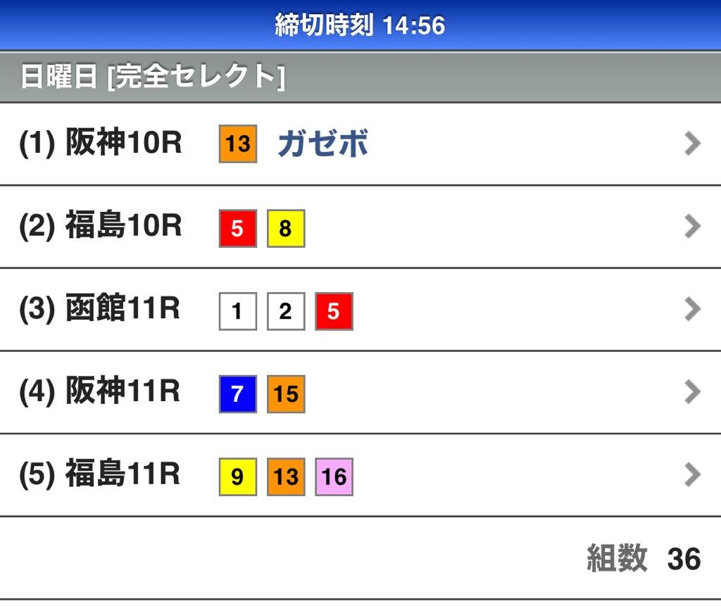 11 レース の 競馬 結果 今日