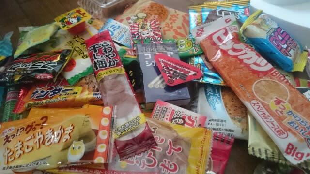part1 駄菓子屋のお菓子全種類買ってみた , ひろ日和~まったり