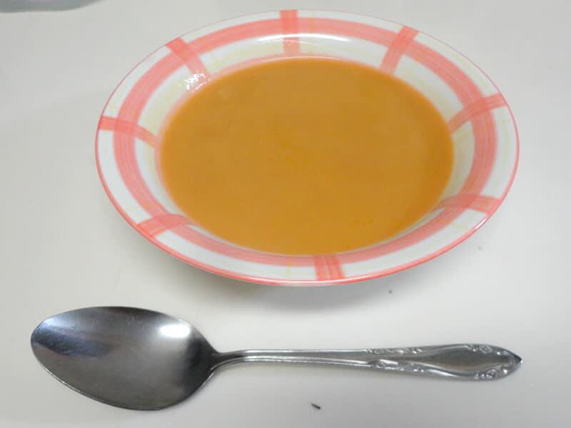 11月28日 コーンスープ