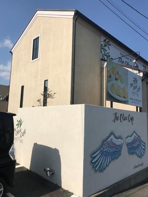 松阪市下村町「オリーブカフェ」のランチ食べて来ました〜(^^)
