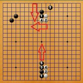 囲碁用語について・その3 - 白石...