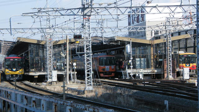 京阪7200系きかんしゃトーマス号