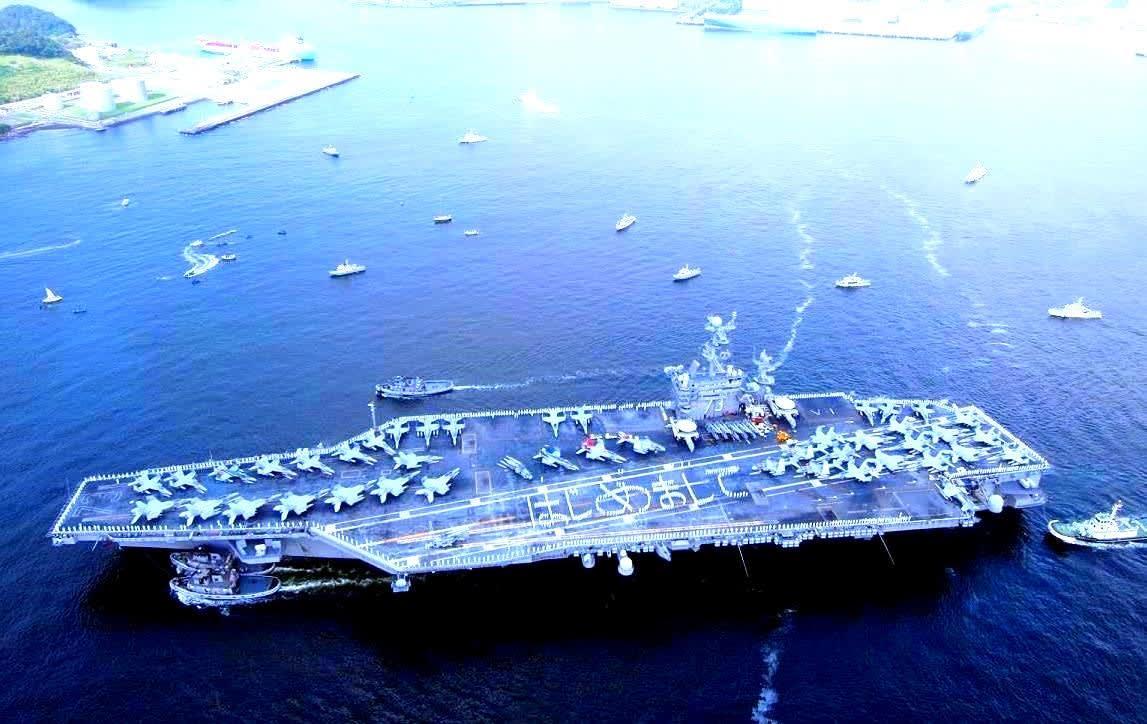 ロナルド・レーガン (USS Ronald Reagan, CVN-76)