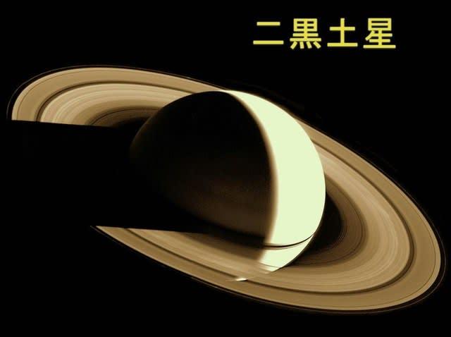 年 二 黒 土星 2020